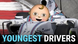 The 6 Youngest Drivers To Ever Start An F1 Race