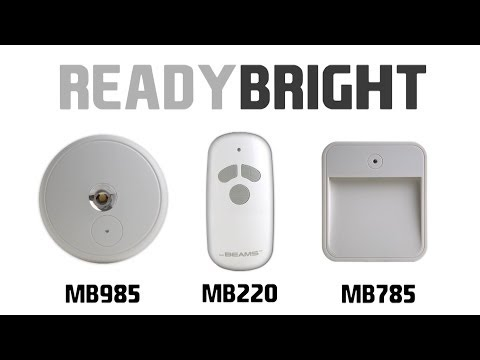 ReadyBright Power Outage LED Lighting Starter Kit by Mr Beams
