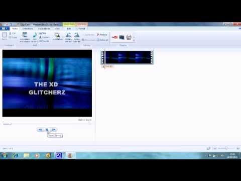 How to Make A Professional Intro Using Windows Live Movie Maker