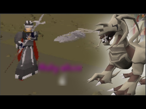 We Went To Corp, We Got Lucky! - Osrs Ely From Scratch #1