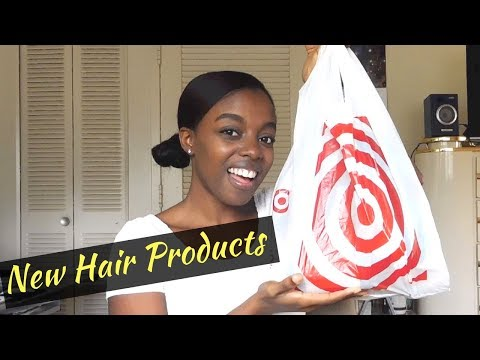 Relaxed Hair Products Haul 2018 | Target & Amazon