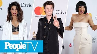 Download 2019 Grammy Awards: Live From The Red Carpet At The Clive Davis Pre-Grammys Gala | PeopleTV Video