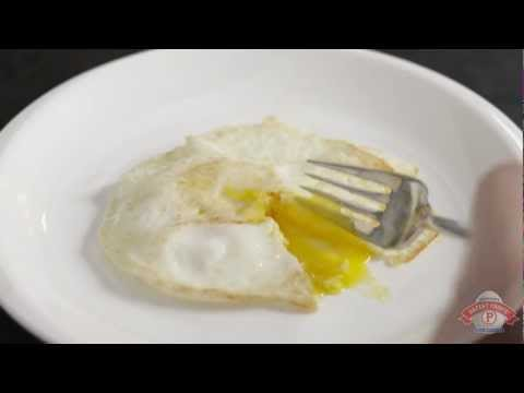 Make Perfect Eggs Over Easy