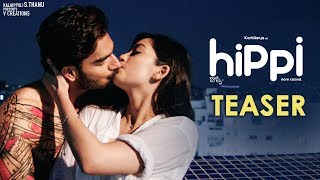 Hippi Movie Teaser | Karthikeya | Digangana Suryavanshi | Jazba Singh | TN Krishna | V Creations