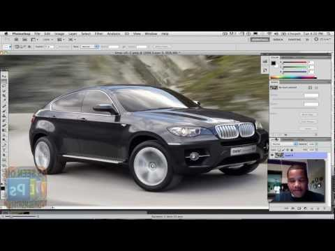 Create a Lens Flare in Photoshop CS5