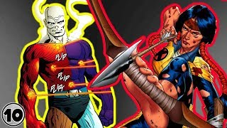 Download Top 10 Superheroes With Powers No One Understands - Part 5 Video