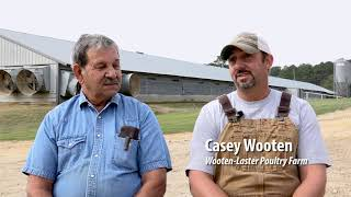 Wooten/Laster Farm: The Ups & Downs of Raising Poultry