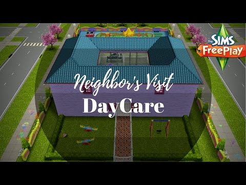 DayCare By Madelaine | Sims FreePlay