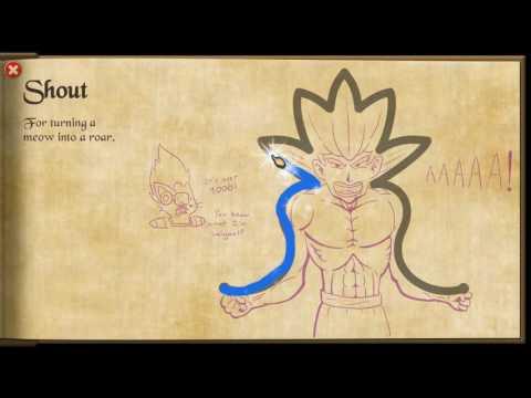 Spell Casting Meowgically Enhanced Steam Greenlight Trailer
