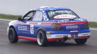 Drift Cars Accelerating! - 2JZ M3 E46, Subaru Impreza WRX STI, S54 Turbo BMW M3 E36 & More!