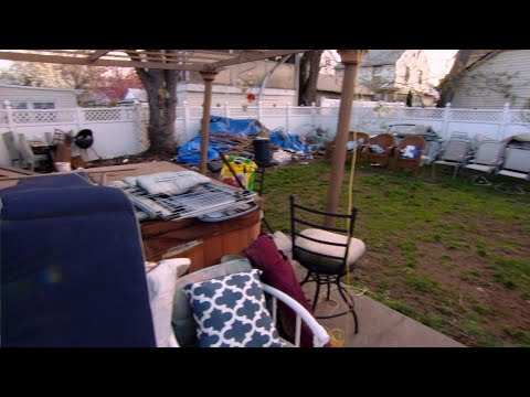 We Gave This Out-of-Control Queens Backyard An Unbelievable Clean-Up + Makeover