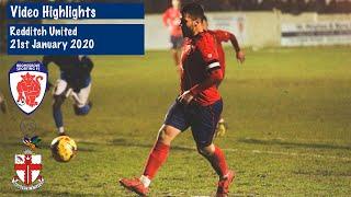 HIGHLIGHTS Bromsgrove Sporting 7 1 Redditch United