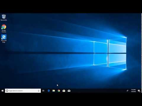 How to get Control Panel Back On Start Menu In Windows 10 (Tutorial)