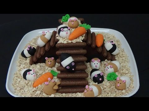 how to make guinea pig cake