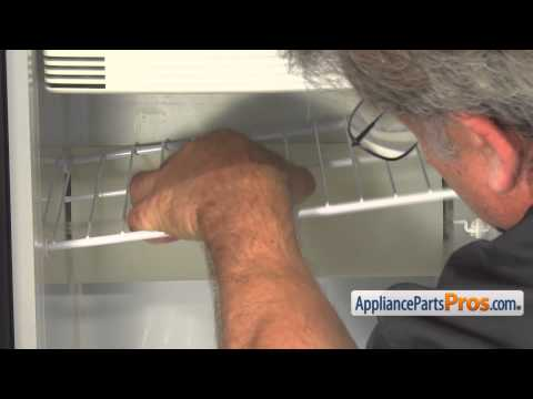 Refrigerator Light Bulb (part #60A) - How To Replace