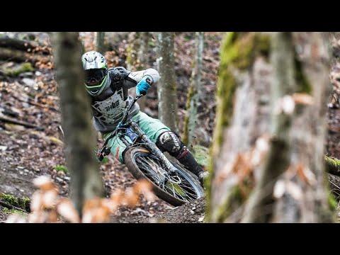 Hurtgenwald BikePark /Red Line  •DownHill• Good Day [GoPro Raw]