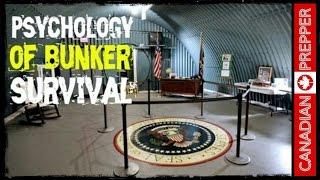 The Psychology of Bunker Survival | Canadian Prepper