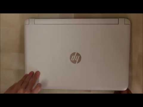 How To Dismantle / Disassemble any HP Pavilion 15 series laptop - Upgrade HD, RAM, Screen etc