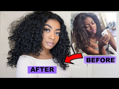 GET YOUR CURLS BACK! Tips on Getting Healthy Hair FASTER