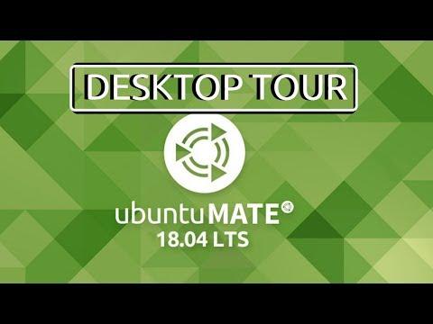 Ubuntu MATE 18.04 LTS Desktop Tour: See What's New!