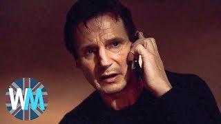 Top 10 Liam Neeson Scenes