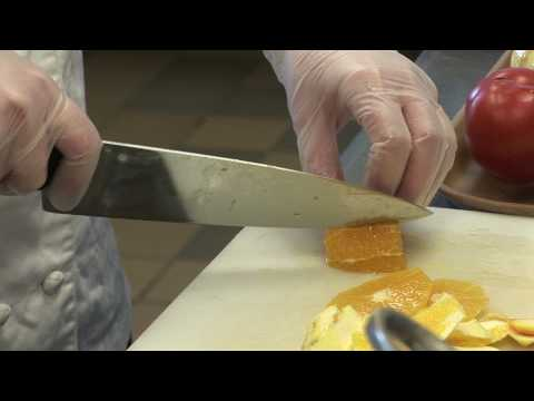 You Do The Cooking: Orange and Almond Salad HD
