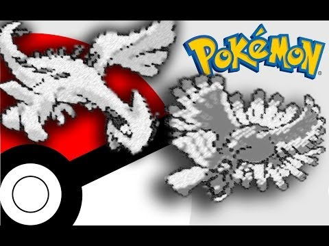 Pokemon Crystal-How to catch Lugia and Ho-Oh (Whirld Islands & Tin Tower)