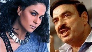 Why Veena Malik refused to have cup of tea with Sheikh Rasheed ?