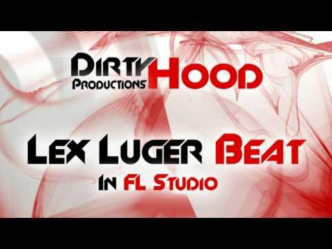 Lex Luger Style Beat in FL Studio (720p) - FLP Download