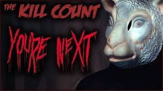You're Next (2011) KILL COUNT
