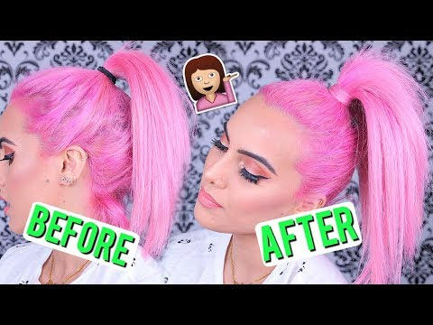 HOW TO: PERFECT PONY TAIL EVERY SINGLE TIME | BODMONZAID