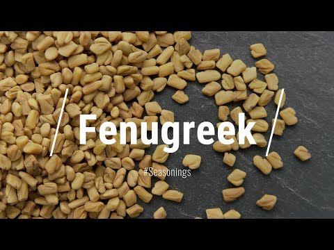 All About Fenugreek || Le Gourmet TV Recipes