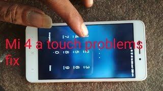 Mi 4i touch track ways