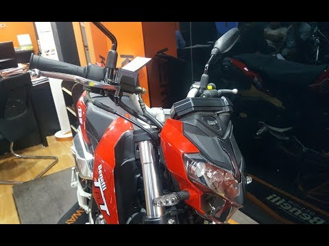 Benelli TNT 135 : Mini Bike First Ride
