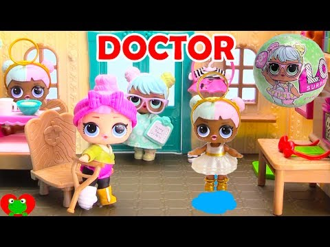 LOL Surprise Dolls Doctor's Visit