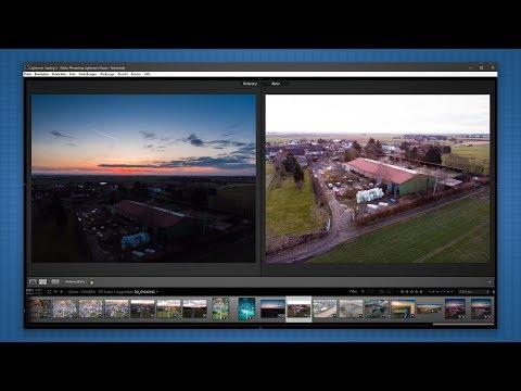 Exposure Blending 🌄 Dynamikumfang bei Fotos verbessern