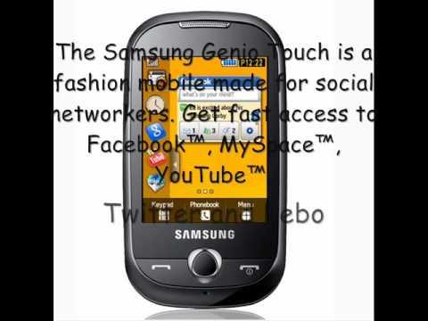 Samsung Genio Touch