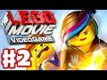 The LEGO Movie Videogame - Gameplay Walkthrough Part 2 ...