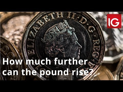 How much further can the pound rise?
