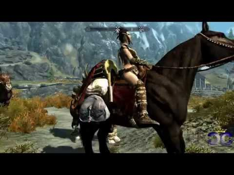 Must have mod for skyrim - Convenient Horses