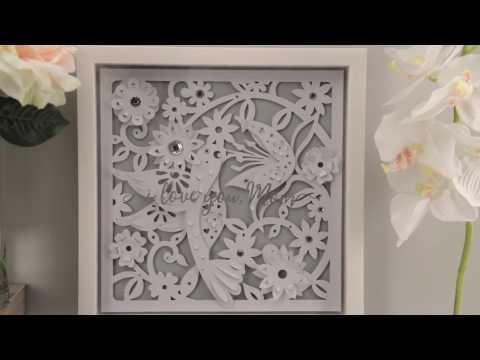 SVG Files - Paper Sculptures SVG Bundle - Trailer