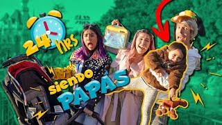 SOMOS PADRES ADOPTIVOS | LOS POLINESIOS RETO 24 HORAS SIENDO PADRES