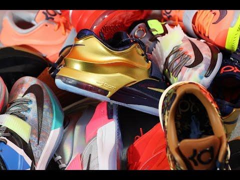 TOP 5  Nike KD 7 Colorways!