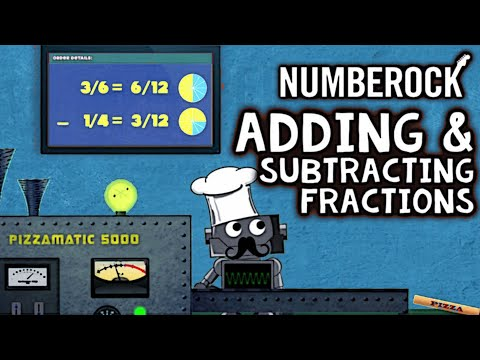 Adding & Subtracting Fractions Song: LIKE and UNLIKE Denominators