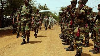 Gambia crisis: Senegal sends troops