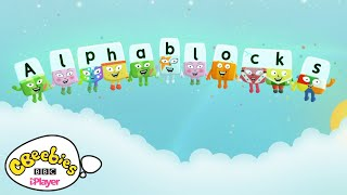 Theme Tune -  Alphablocks and more   33+ Minutes   CBeebies