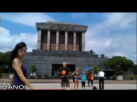 Lianne in Vietnam - Hanoi and Halong Bay