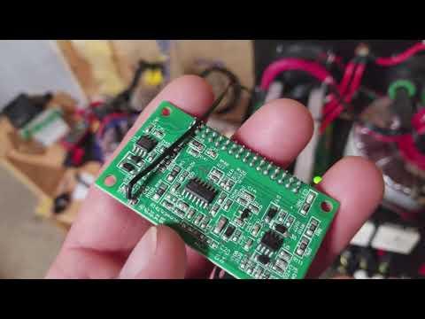 Power Jack 15KW inverter 50HZ issue