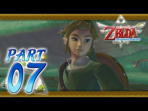 The Legend of Zelda: Skyward Sword - Part 7 - Sealed Grounds