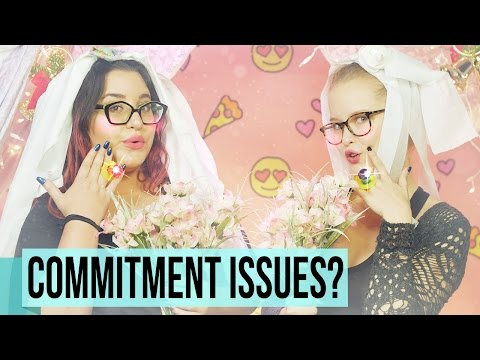 How to Commit to a Relationship - We're Committing // Ask Us | Snarled